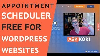 Add a Free Appointment Scheduler to your WordPress Website