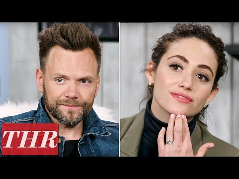 Joel McHale& Emmy Rossum: † A Futile and Stupid Gesture, † Story of National Lampoon | Sundance 2018