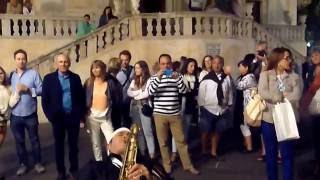 Taormina 2016 - Il ritorno di Mister Samar e della XRM Band(, 2016-06-05T13:51:45.000Z)