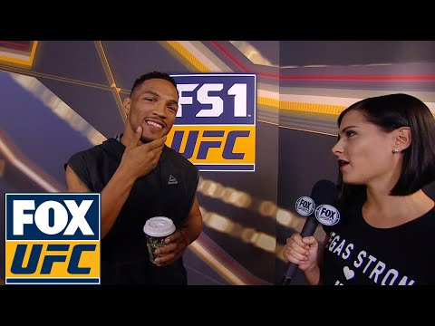 Kevin Lee addresses weight cut, showdown with Tony Ferguson   INTERVIEW   UFC 216