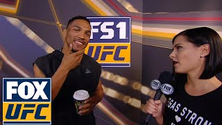 Kevin Lee addresses weight cut, showdown with Tony Ferguson | INTERVIEW | UFC 216