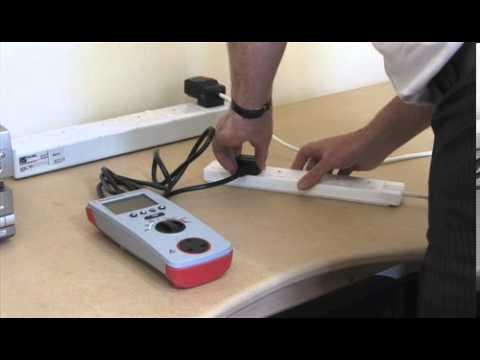 Seaward PAT Tester - Seaward PrimeTest 220 RCD Tester (Portable Appliance Testers)
