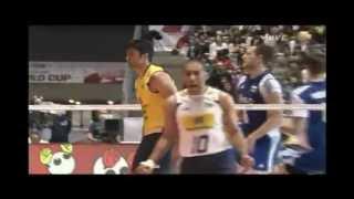 Download Video 2011 WC Volleyball Brazil vs Poland MP3 3GP MP4