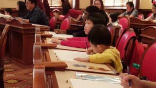 Learning how to draw Mickey Mouse@Art of Animation Hong Kong Disneyland (學畫米奇老鼠@香港迪士尼樂園動畫藝術廊)