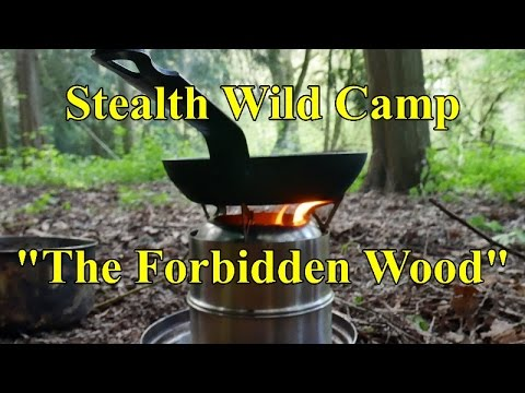 Stealth camp in The Forbidden Wood(see description box for more info)
