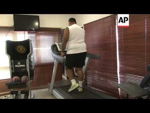 Battling the bulge in Dubai as obesity rates rise
