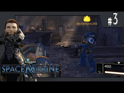 """""""We Came To The Party In The Same Outfit!!"""" // Warhammer 40,000: Space Marine [Twitch Highlights] #3 