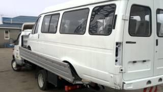 Кузов ГАЗ 3221-30 13 местн. (автобус) в сборе под двигатель ЗМЗ 406.3