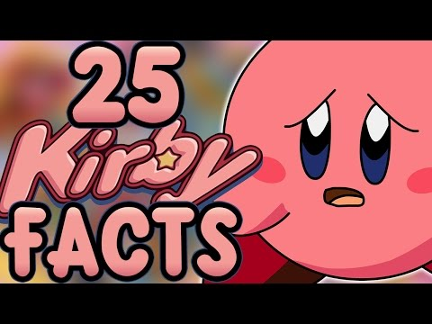 25 Sweet Kirby Facts