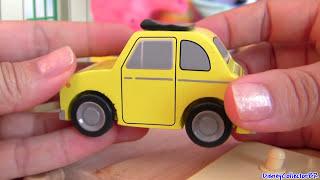 Wood Cars 2 Luigi's Casa Della Tires Wooden Collection Disney Pixar Toysrus Tru