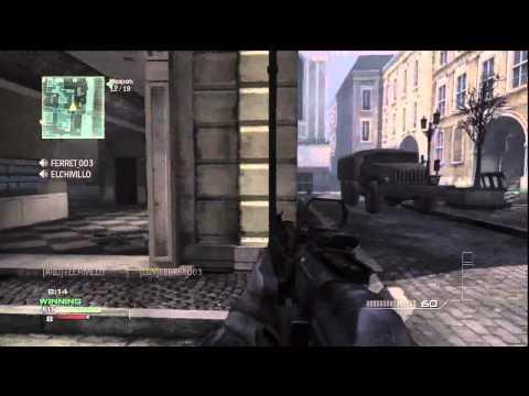 Channel Re-Re Update! (Mw3 Gun Game Gameplay)