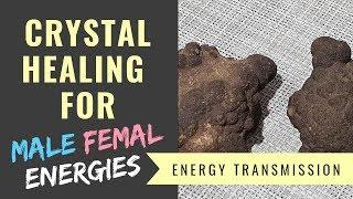 "[Multi Sub] Crystal Healing for ""Male/Female Energies Balancing"" (6) [中文字幕] 水晶療癒系列 ""陰陽平衡"" (6)"
