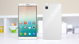 huawei honor 7i new smartphone with rotating camera first look ᴴᴰ
