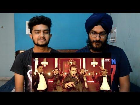 Party Chale On REACTION   Salman Khan   Mika Singh, Iulia Vantur   Vicky-Hardik   Parbrahm & Anurag