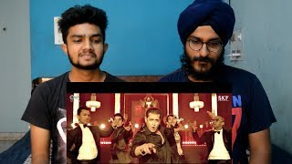 Party Chale On REACTION | Salman Khan | Mika Singh, Iulia Vantur | Vicky-Hardik | Parbrahm & Anurag