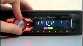 Автомагнитола Pioneer MVH-1400UB