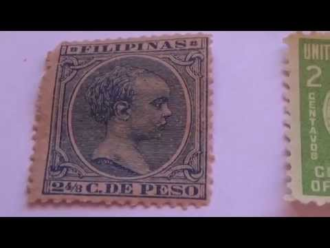 Philippines Rare Postage Stamps