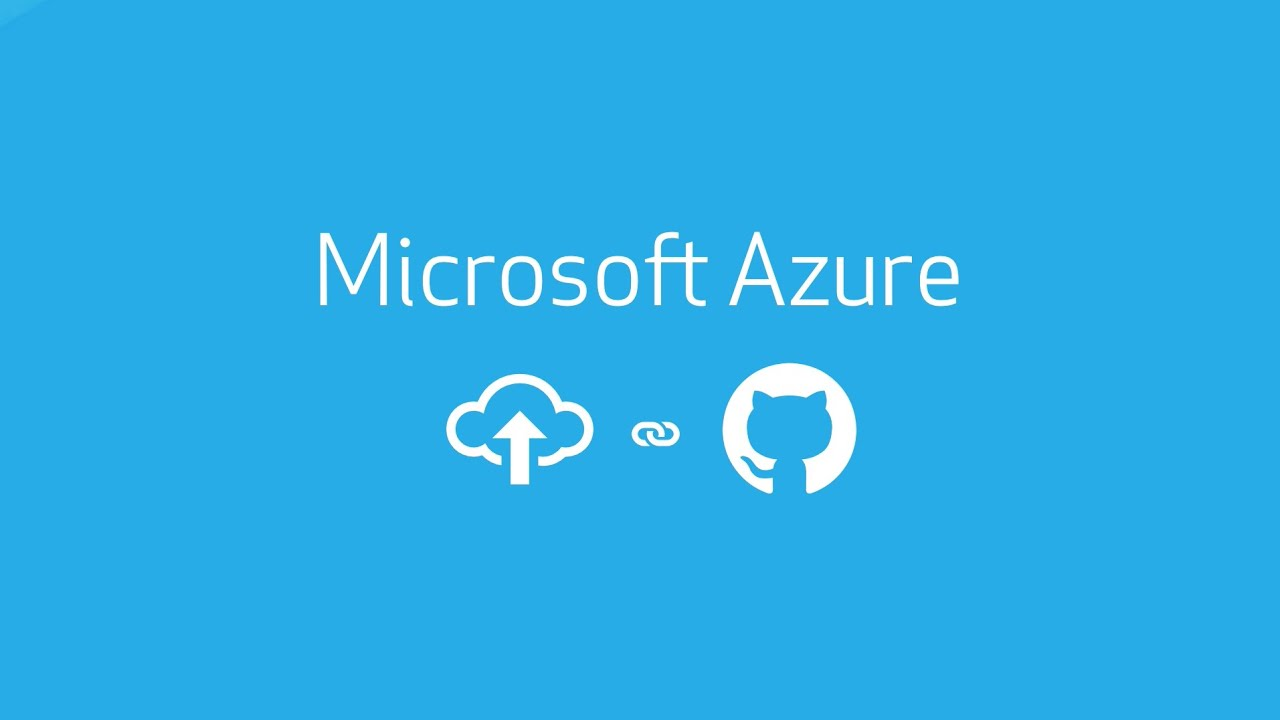 Automating code deployment with GitHub and Azure