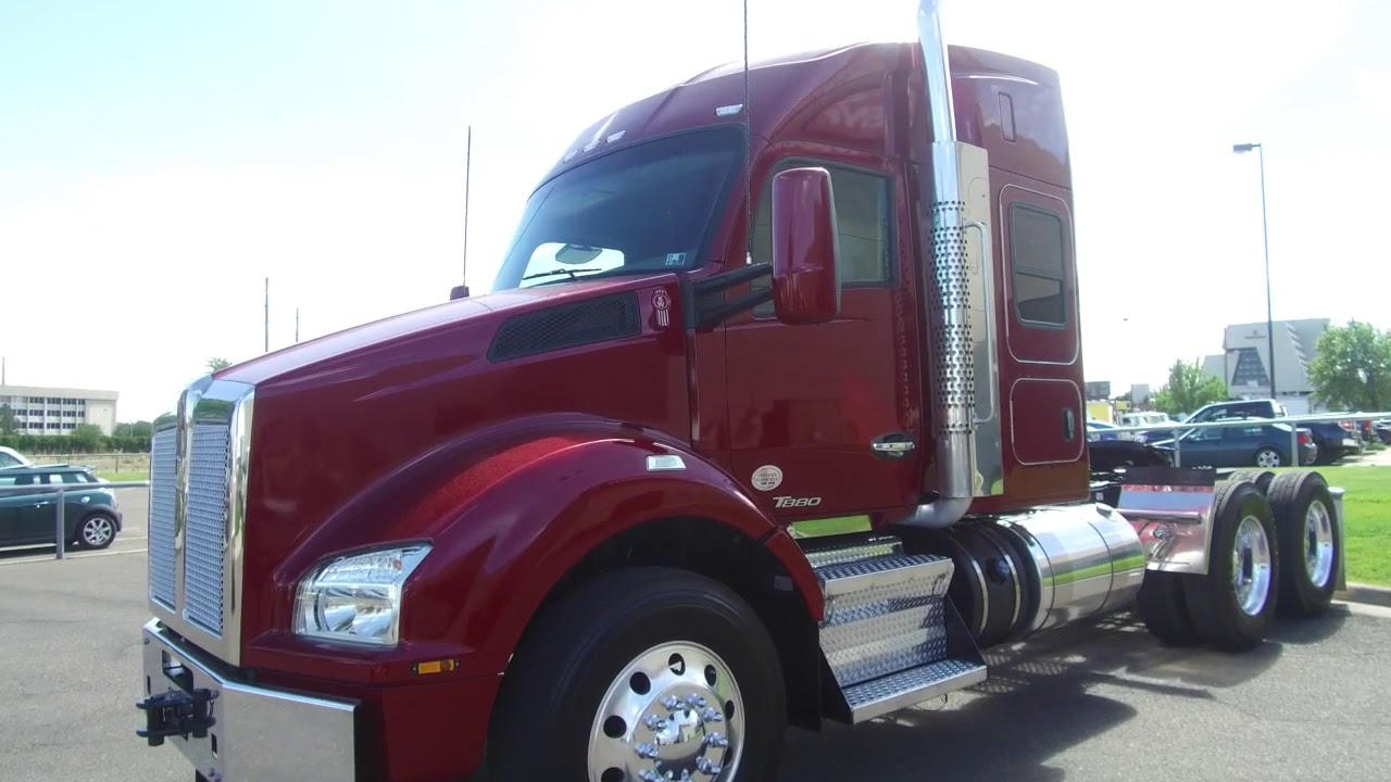 Kenworth T880 For Sale