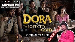 Dora and The Lost City Of Gold Trailer REACTION