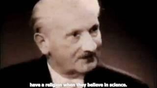 Heidegger On Religion (English Subtitles) Thumbnail