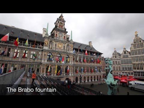 City Break - Antwerp - Belgium