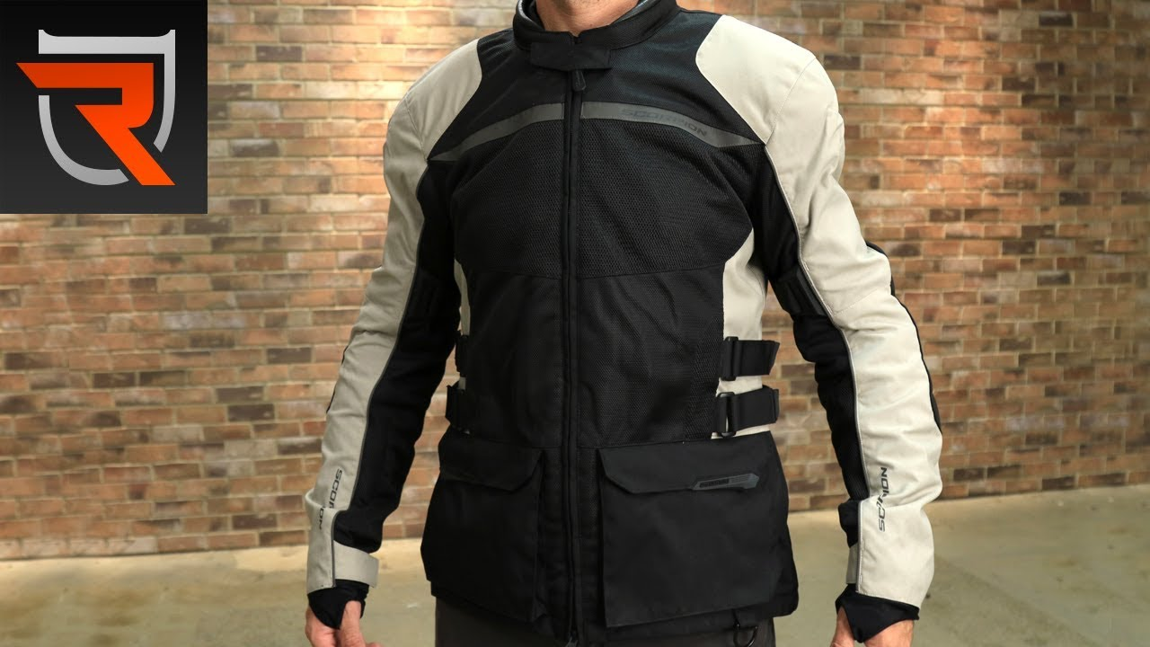 c69cc6d2a563 Scorpion Yuma Motorcycle Jacket Product Spotlight Review