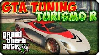 TUNING Y TEST DEL TURISMO R - GTA 5 ONLINE