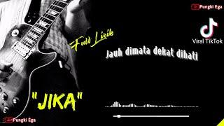 JIKA Full Lirik cover by Ali Abdul Aziz Viral TikTok
