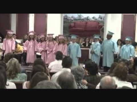 Crossroads Baptist Academy K5 - See What They Have Learned
