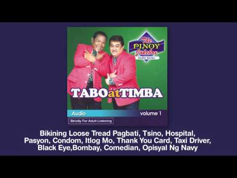 Tabo at Timba - Part 1 (The Pinoy Jokebox Audio Series Tabo At Timba Volume 1)