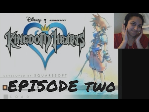Kingdom Hearts - Meeting a stranger in a cave! pt. 2