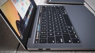 MacBookPro 2016 (Deutsch) - Vermutungen zusammengefasst!