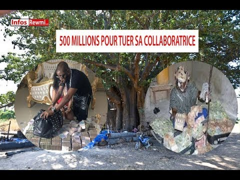 Joal Fadiouth: un homme propose 500 millions à un marabout pour qu'il tue sa patrone