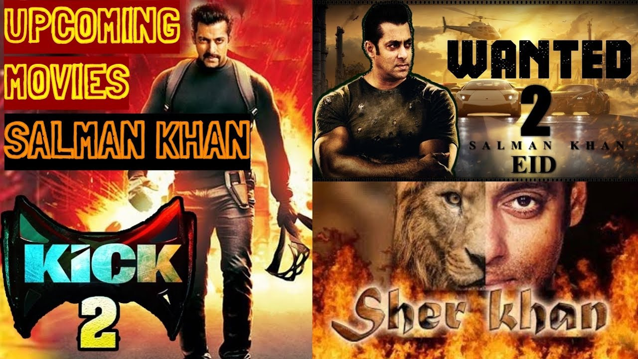 New Hindi Movei 2018 2019 Bolliwood: 7 Upcoming Movies Of Salman Khan In 2018 - 2019