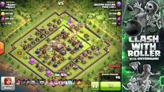 Clash of Clans - Legends League 3 STAR ATTACKS!! #1 Player in the world!