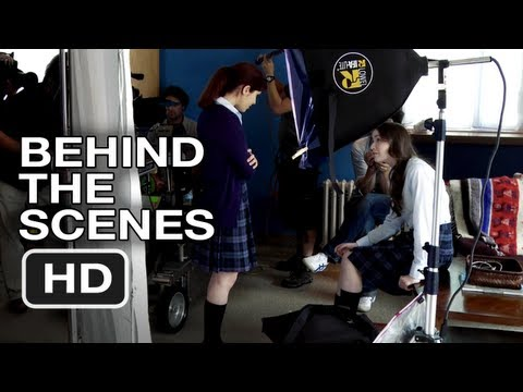 The Moth Diaries  Behind the s  Mary Harron Horror Movie 2012 HD