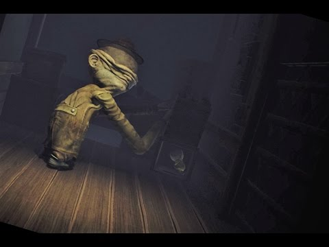 THE MONSTERS ARE LOOKING FOR YOU | Little Nightmares Ep. 1
