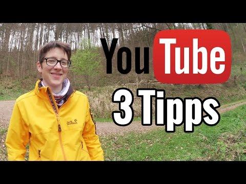 Vlog #135 - 3 Tipps Für Angehende YouTuber