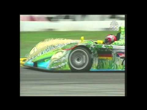 2000 Race of a Thousand Years - Adelaide Broadcast - ALMS - Tequila Patron - Racing - Sports Cars