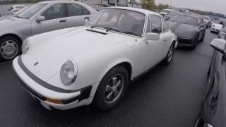 PORSCHE 911 CARRERA !! G MODEL !! WHITE COLOUR !! CLASSIC CAR !! WALKAROUND !!