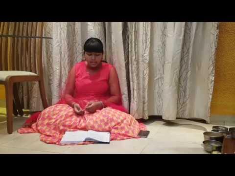 Krishna Nee   Bhajan - Anjana Padmanabhan Indian Idol Junior Winner