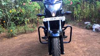 Honda CB Trigger - Modified