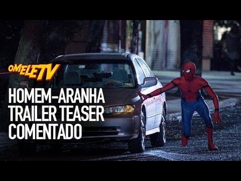 Trailer do filme Homem-Aranha: De Volta ao Lar