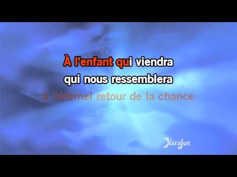 Karaoké A toi - Joe Dassin *