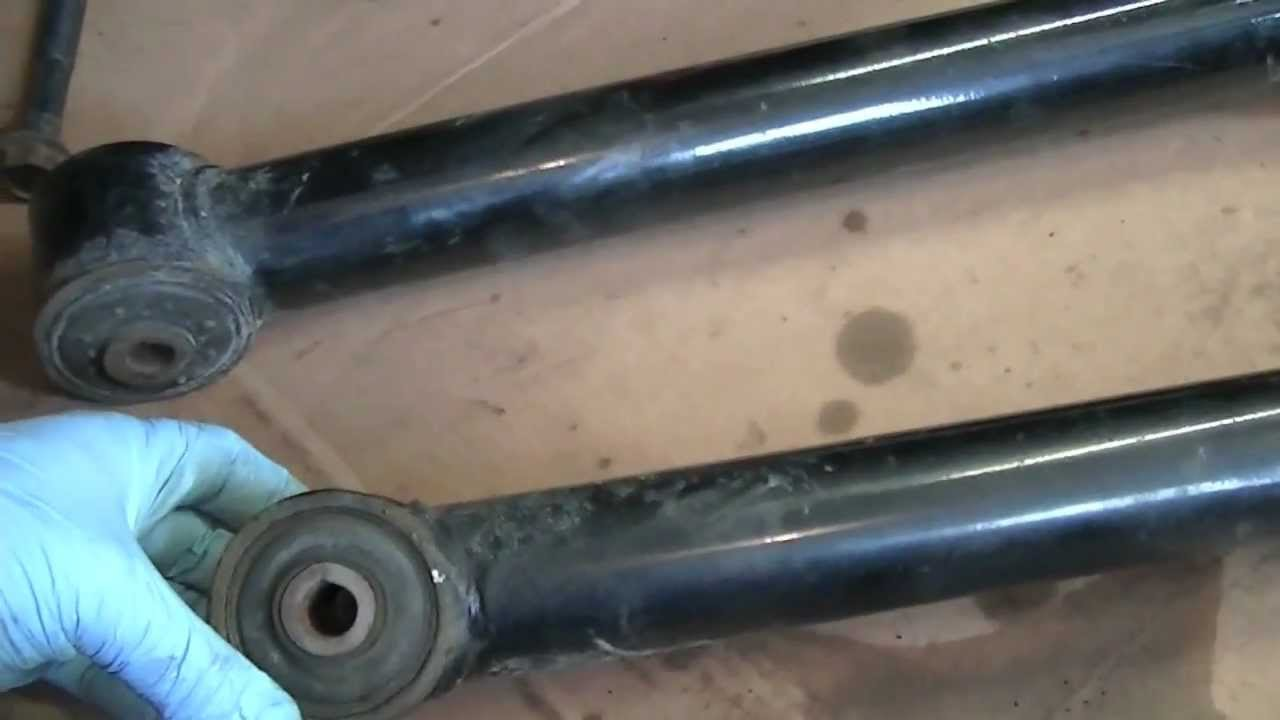 Jeep Grand Cherokee Sway Bar Youtube