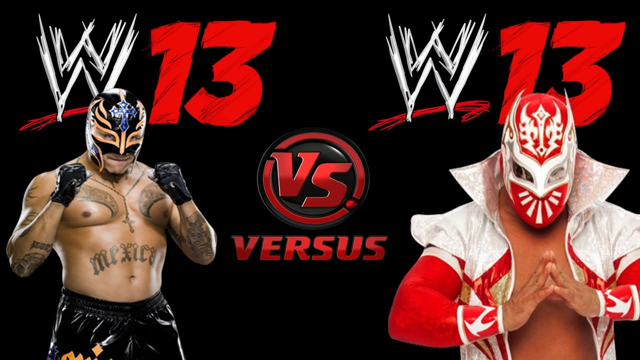 rey mysterio vs sin cara hell in a cell wwe 13 xbox 360