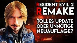 Was taugt das Resident Evil 2 Remake? Top oder Flop?