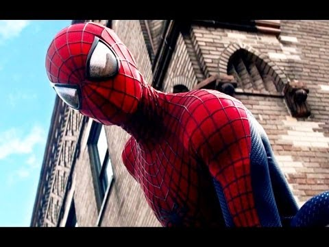 The Amazing Spider-Man 2 (Starring Andrew...