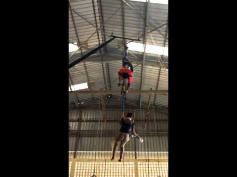 Conakry Acrobatics --Aerial